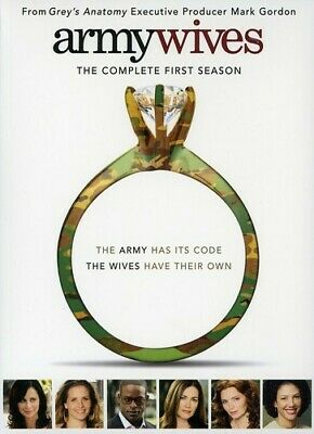 £7.27 • Buy Army Wives - The Complete First Season (DVD, 2008, Multi-Disc Set)