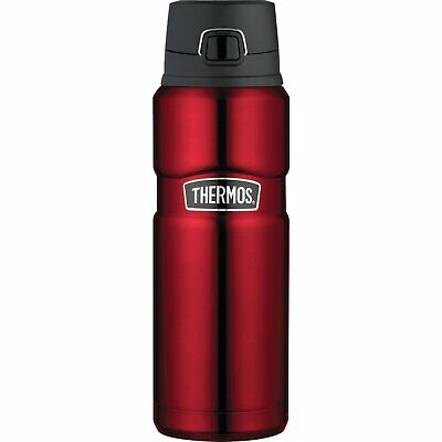 AU39.95 • Buy THERMOS Stainless King Vacuum Insulated 24oz 710ml Leak-Proof Drink Bottle Red!