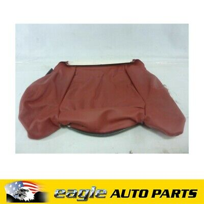 AU125 • Buy HOLDEN Astra TS02 ASTRA RHF SEAT BASE COVER RED LEATHER # 93172816