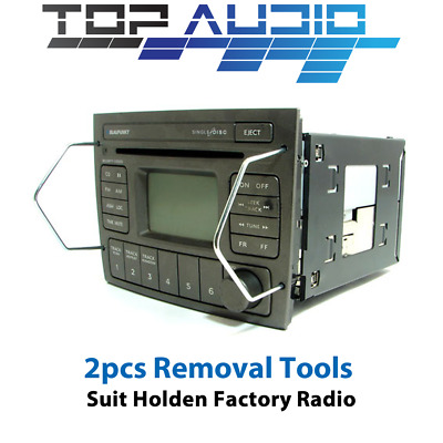 AU9 • Buy 2 X RADIO REMOVAL TOOLS For HOLDEN VY-VZ COMMODORE & MONARO Stereo Keys Pins