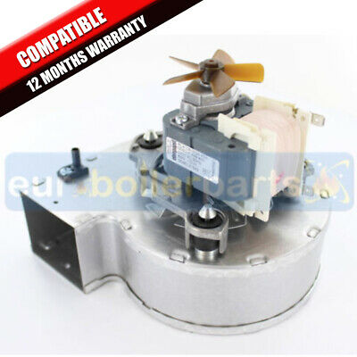 Ideal Boiler Elan 2 Fan Assembly 137568 (Compatible) Brand New Without Plate • 64.96£