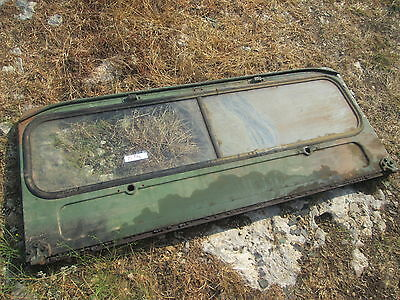 $350 • Buy Windshield Frame W/ Good Glass & Seal, For M151A1 Jeep