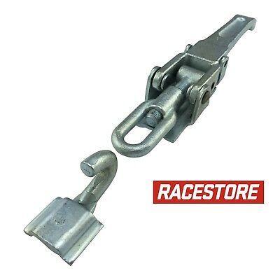 AU44.50 • Buy EXTRA Heavy Duty Weld On Over Centre Fastener Latch - Camper Trailer Ute