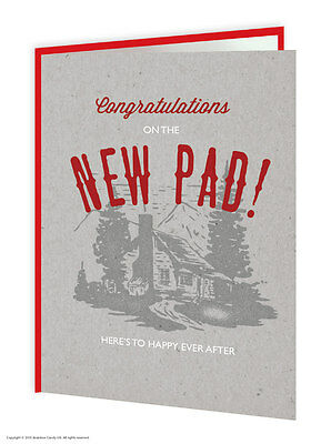 SALE New Home House Pad Greetings Card Congratulations Funny Comedy Humour • 1.25£