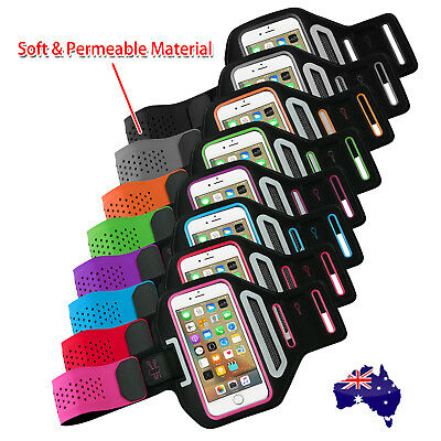 AU9.95 • Buy Sports Gym Running Armband For Apple IPhone SE 11 Pro XS Max XR X 8 Plus Case