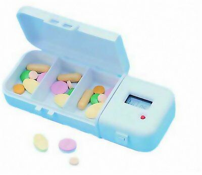 Aidapt Automatic Digital Pill Reminder & Tablet Pill Storage Compartment  • 12.99£