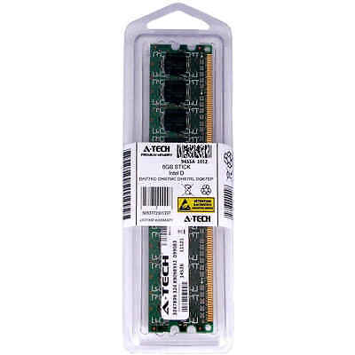 $ CDN46.04 • Buy 8GB DIMM Intel DH77KC DH87MC DH87RL DQ67EP DQ67OW DQ67SW DQ77CP Ram Memory