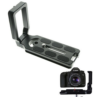 AU16.95 • Buy Universal MPU100 Quick Release L Plate Bracket For Camera Benro Arca Swiss OZ