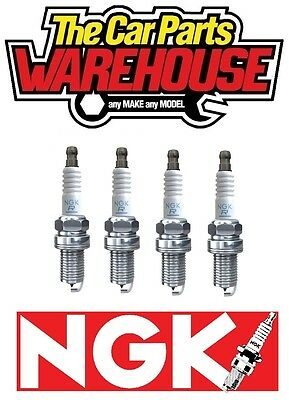 FOUR ( X4 ) GENUINE NGK SPARK PLUGS NGK7822 / BPR6ES • 7.93£