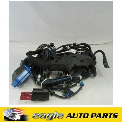 AU125 • Buy Holden Ts Astra Auto Front Body Wiring Harness Genuine # 09174055