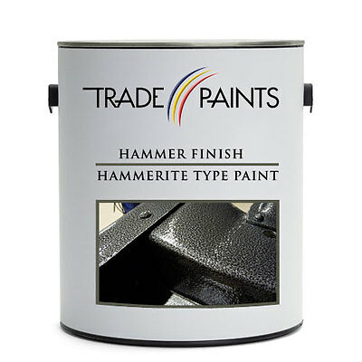 £24.99 • Buy Hammer Finish Hammerite Metal Hammered Paint Available In 1,2.5,5 Litre