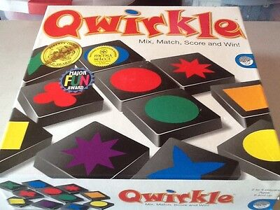 $ CDN16.45 • Buy Qwirkle Board Game