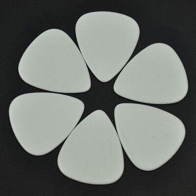 $ CDN7.04 • Buy 30 Pcs New Blank Heavy 0.96mm Guitar Picks Celluloid Solid White