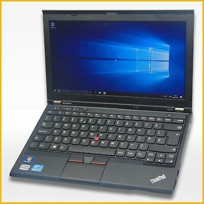 Lenovo Thinkpad X230 Core I5 2.60GHz 16GB Ram Office SSD Windows 10 Laptop • 159.99£
