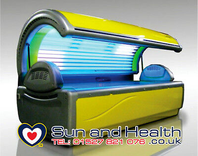 Tansun Serenity Sunbed Tanning Bed! Brand New Lamps FREE Delivery & Warranty • 2,499£