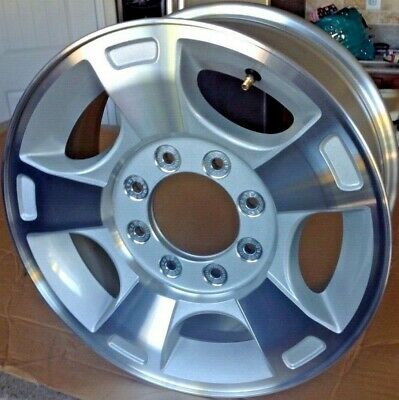 AU219.31 • Buy Ford Super Duty F250 F350 Excursion OEM 18  Alloy Wheels 8 Lug Rims 05-14 3790