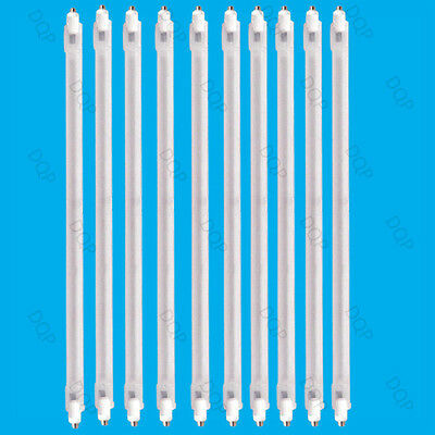 10x 400W Halogen Heater Replacement Tube 242mm Fire Bar Heater Lamp Element Bulb • 12.15£