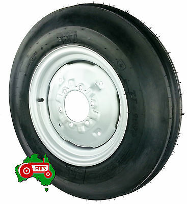 AU299 • Buy Front Tyre Rim Tube Complete Wheel 750X16 Ford 2810 2910 3610 3910 4110 4610