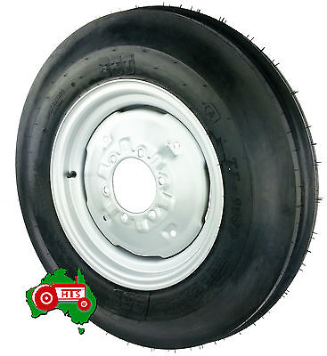AU299 • Buy Front Tyre Rim Tube Complete Wheel 750X16 Ford 7000 7100 7200 3230 3430 3930