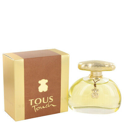 $44.95 • Buy Tous Touch By Tous 3.4 Oz 100 Ml EDT Spray Perfume For Women New In Box