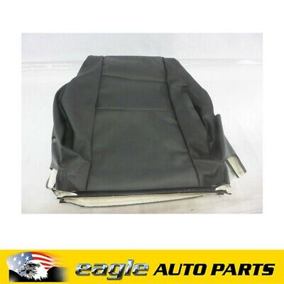 AU95 • Buy HOLDEN Astra TS TS05 ASTRA LHF SEAT BACK COVER BLACK SUIT CONVERTIBLE # 93177573