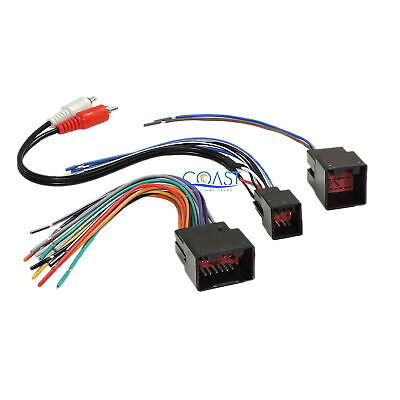 $14.95 • Buy Metra Car Radio Stereo Wiring Harness For 1998-up Ford Lincoln Mercury 70-5701