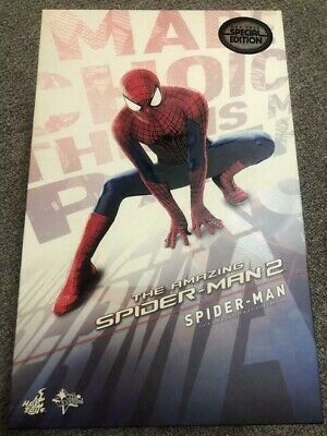 $ CDN979.14 • Buy Hot Toys Amazing Spider-Man 2 Spiderman Exclusive Special Edition VIP MMS244