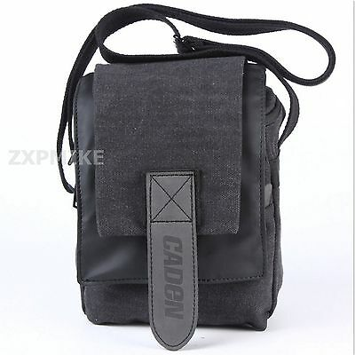 Small Walkabout Shoulder Messenger Camera Bag For Olympus E-1 E-5 SP100EE • 21.99£
