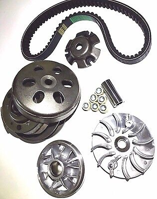 Transmission Rebuild Kit Dazon Raider 150 Go Kart Variator Pulley