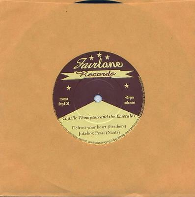 £8.58 • Buy 45 EP CHARLIE THOMPSON & The EMERALDS - ROCKABILLY - CHARLIE FEATHERS STYLE !