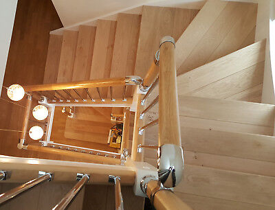 £856.04 • Buy Oak Stair Cladding Staircase Refurbishment Kit - Stair Cladding System