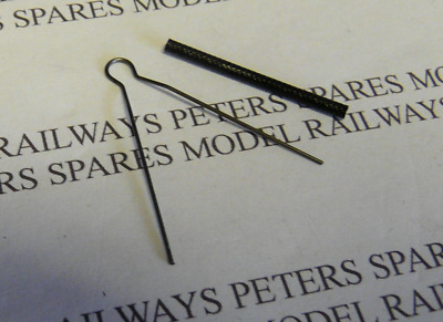 Peters Spares PS7 Triang Hornby X73 Replacement Brush Spring For X03 / X04 Motor • 1.50£