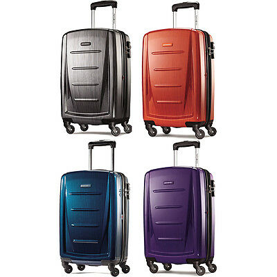 View Details Samsonite Winfield 2 Fashion Hardside 20 Inch Spinner Luggage Carry On Suitcase • 99.00$