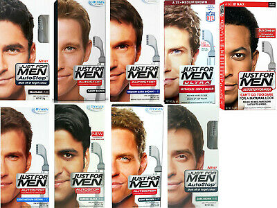 £10.99 • Buy Just For Men Autostop Foolproof Haircolor