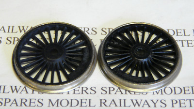 Triang Hornby X275 / X276 Lord Of The Isles Driving Wheels (Pair) • 2£
