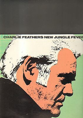 £17.17 • Buy CHARLIE FEATHERS - New Jungle Fever LP