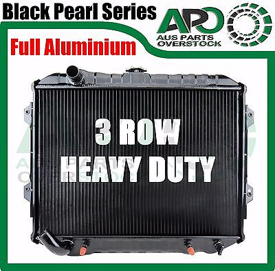 AU270 • Buy 3 Row Full Alloy Radiator Mitsubishi TRITON 3.0L ME/ MF/ MG/ MH/ MJ 10/86-9/96
