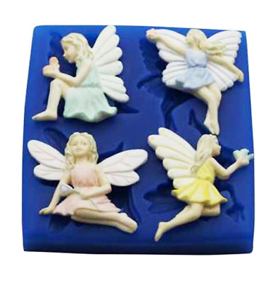 £19.87 • Buy Girl Fairy Set - FR111 FIRST IMPRESSIONS MOLDS - Silicone Moulds