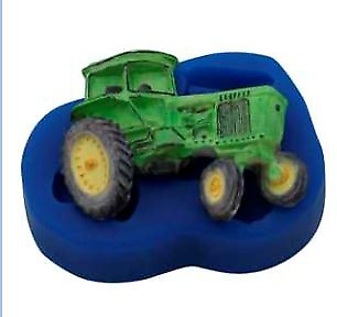 Tractor - MN252 FIRST IMPRESSIONS MOLDS - Silicone Moulds • 14.39£