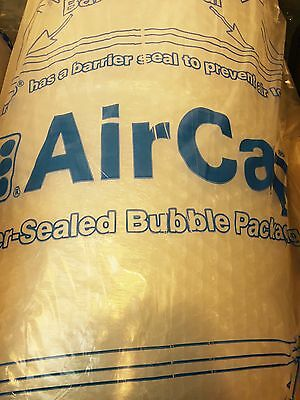 £14.97 • Buy SEALED AIR AIRCAP LARGE BUBBLE WRAP 500 Mm X 50 M - FREE 24 HOUR DELIVERY