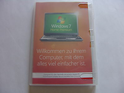 Microsoft Windows 7 Home Premium 32 Bit Vollversion Deutsch GFC-00568  • 43.19£