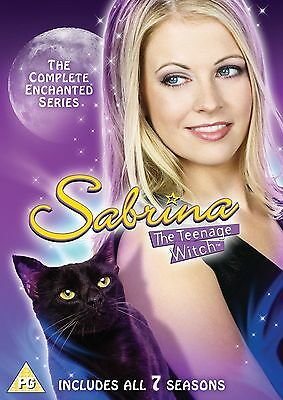 £38.50 • Buy Sabrina The Teenage Witch Complete Enchanted Collection Dvd Box Set New/Sealed