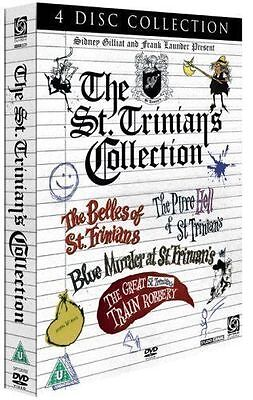 The St Trinians Collection (4 Disc) Dvd Box Set New • 15.95£