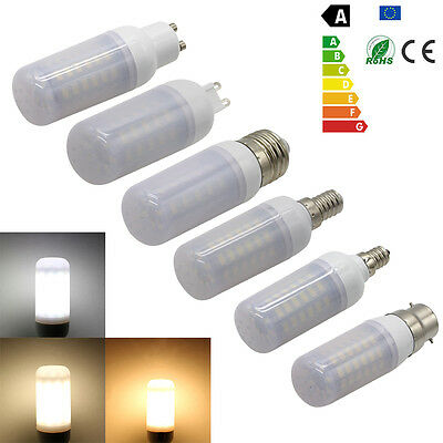 AU5.32 • Buy LED Lights Bulb GU10 G9 E14 E27 B22 E12 15W 12W 9W 7W 5W Cool/Warm/Natural White