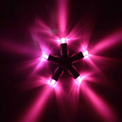 Waterproof Mini Pink Lights LED Fish Bowls Balloon For Wedding Party Decoration • 5.99£