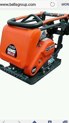 Belle Wacker Plate Pcx 13/40 Altrad Low Vib Honda Engine Trench Compactor Paving • 1,165£