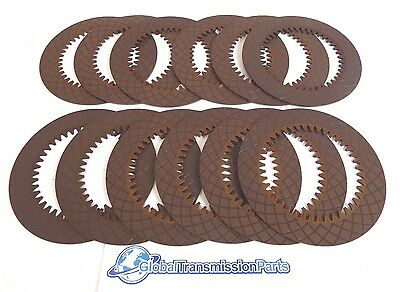 $72.95 • Buy Honda Civic 2001-2005 SLXA Transmission Friction Clutch Plate Full Module