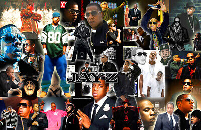 £6.54 • Buy Jay-Z Collage Poster