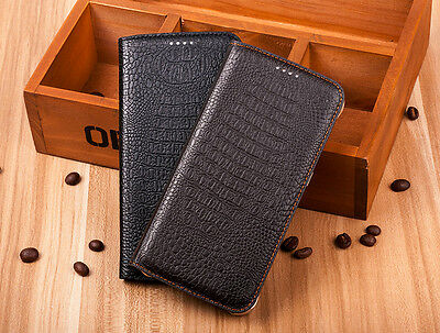 AU6.23 • Buy IPhone 6 6s Plus Case Flip Real Leather Wallet Card Holder Fashion Case Cover