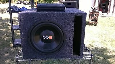 powerbass amplifier